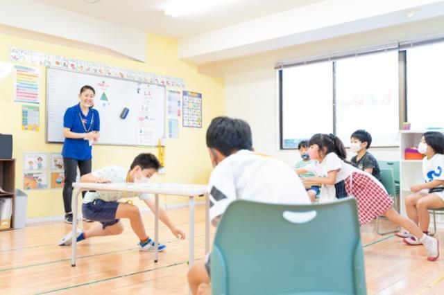 英語で預かる学童保育  Kids Duo  みなとみらいの画像・写真