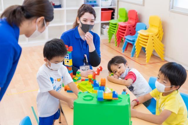 英語で預かる学童保育 Kids Duo イオンレイクタウンの画像・写真