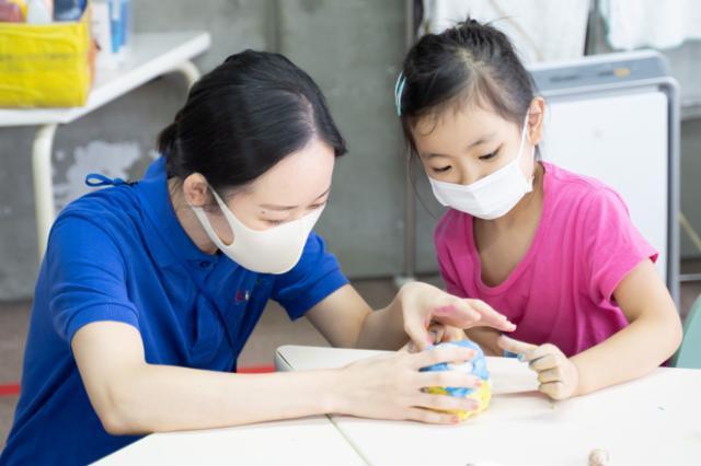 英語で預かる学童保育 Kids Duo 生駒の画像・写真