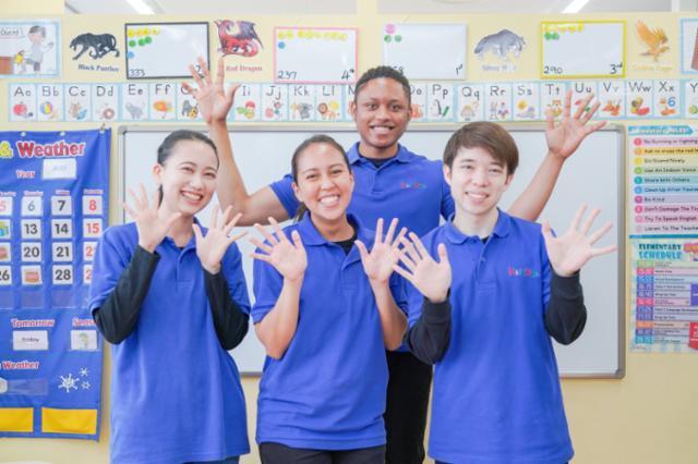 英語で預かる学童保育  Kids Duo  榴岡の画像・写真